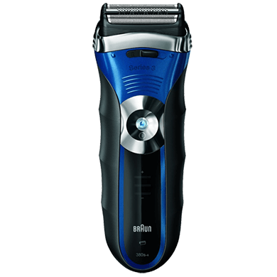 braun 3series 380s 4 wet dry shaver review best. Black Bedroom Furniture Sets. Home Design Ideas