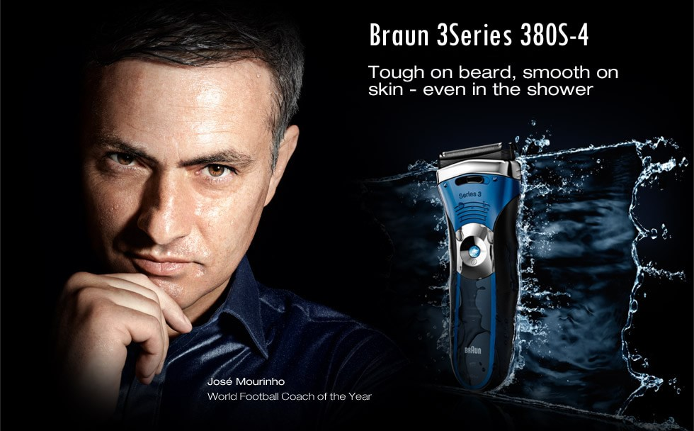 Braun 3series 380s 4 Wet Amp Dry Shaver Review Best