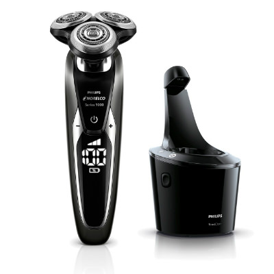Philips Norelco S972184 9700 Cleaning
