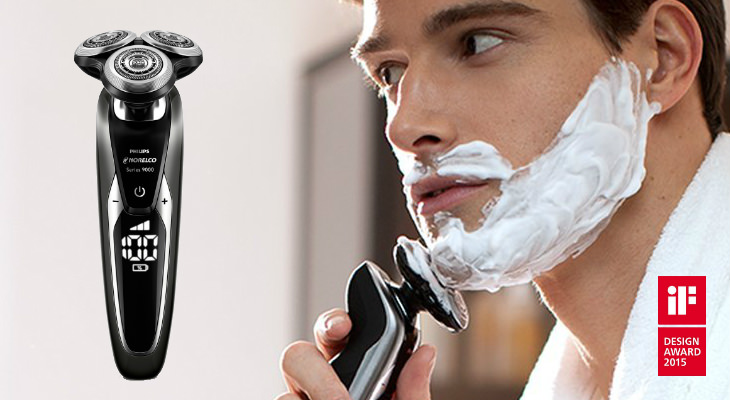 Philips Norelco S9721 87 Shaver 9700 Review Best