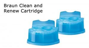 Braun Clean Cartridges