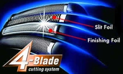 Panasonic 4 blade cutting system