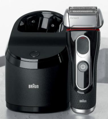 Braun 5090cc Cleaning unit