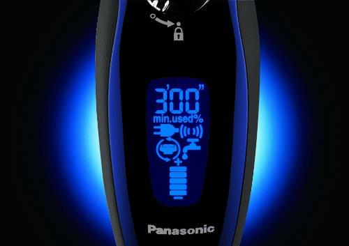 Panasonic ES LV61 display
