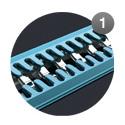 Braun 9-9095Cc Hyper Lift Cut Trimmer