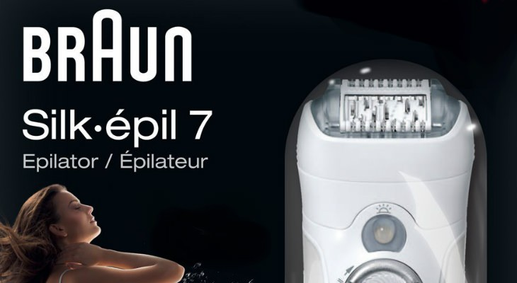 Braun SE7681 Silk Epil 7