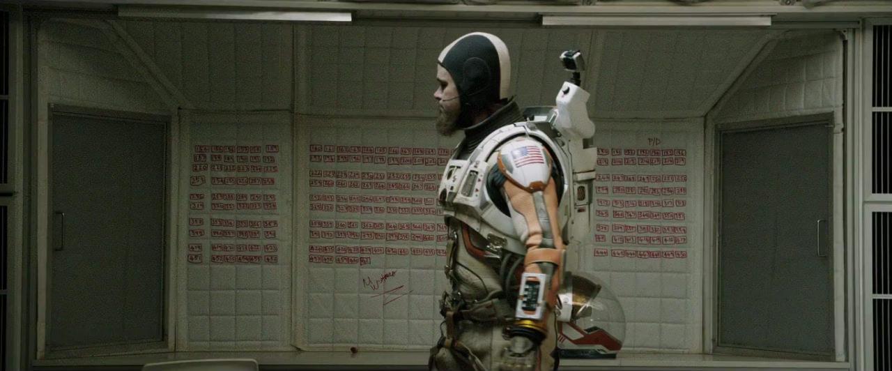 Martian-Matt-Damon-Beard
