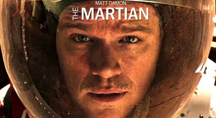 Matt Damon Grows A Beard And Shave It In The Martian