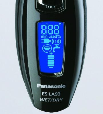 Panasonic ES-LA93-K Arc4 display