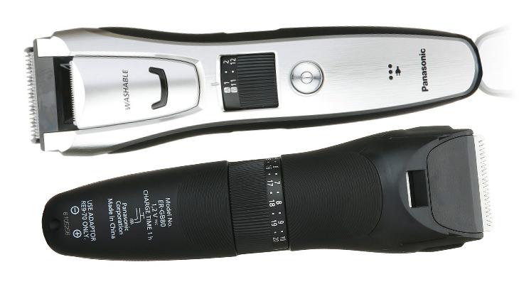 beard body trimmer reviews panasonic rechargeable beard body hair trimmer black transcom. Black Bedroom Furniture Sets. Home Design Ideas
