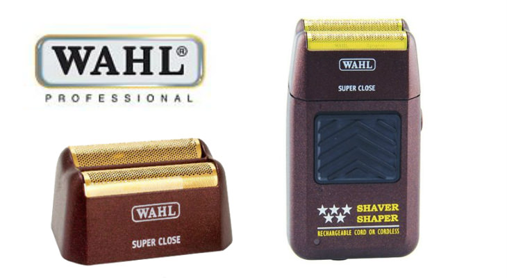 Wahl Professional 8061 5 Star Series Rechargeable Shaver