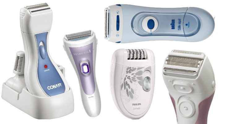ladies electric shavers reviews uk