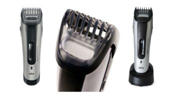 Braun Rechargeable Hair & Beard Trimmer smart plug
