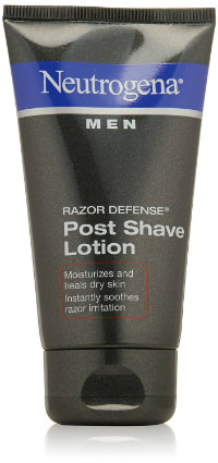 Neutrogena Men's Razor Defense Post Shave Lotion