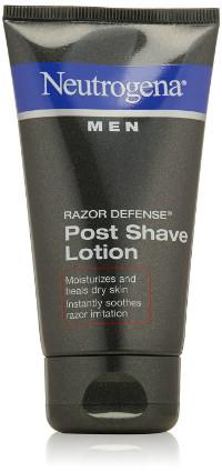 Neutrogena Men's Razor Defense Post Shave Lotion