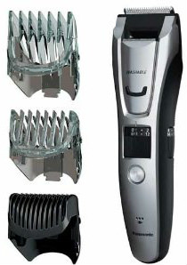 Panasonic ER-GB80-S Body and Beard Trimmer three comb
