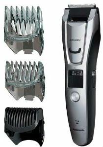 Panasonic ER-GB80-S Body and Beard Trimmer three comb