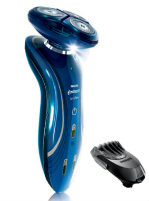 Philips Norelco 6400 shaver beard styler
