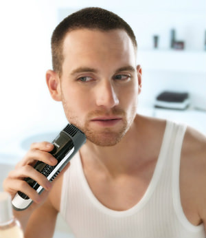 Philips Norelco Beard Trimmer 7300 turbo