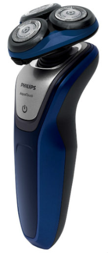 Philips S560041 Aqua Touch