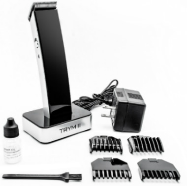 TRYM II - The Rechargeable Modern Hair Clipper Kit Beard Trimmer