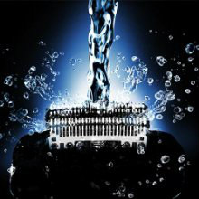 Panasonic ES-RT47-S Arc3 Electric Razor 100% Washable