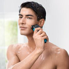 Braun Series 3 3040 Wet and Dry Shaver Wet & Dry