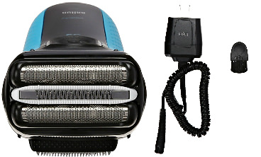 Braun Series 3 3040 Wet and Dry Shaver smooth on skin