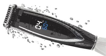 Conair Men's Super I-Stubble Trimmer
