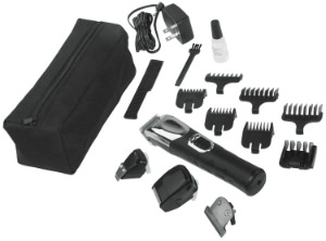 Wahl Lithium Ion All In One Grooming Kit Up to 4 hours run time