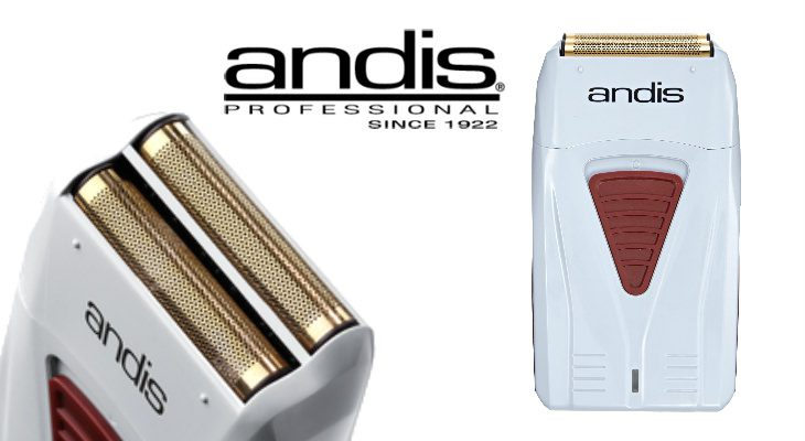 Andis LIGHTWEIGHT Cordless Mens Shaver
