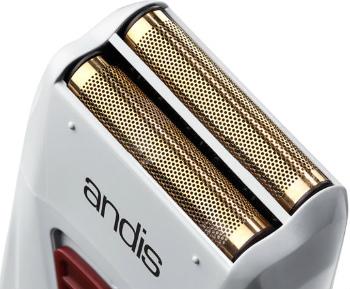 Andis LIGHTWEIGHT Cordless Mens Shaver Lightweight & Quiet