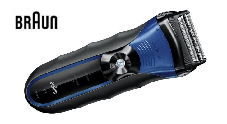 Best Electric Shaver >> Braun 3 Series 340S-4 Wet & Dry Shaver Review | Best Electric Shaver Reviews Sept. 2017
