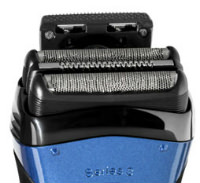 Braun 3 Series 340S-4 Wet & Dry Shaver Precision Long Hair Trimmer