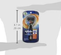 Gillette Fusion Proglide Men's Razor Automatic Shutoff