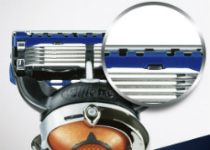 Gillette Fusion Proglide Low Cutting Force Blades