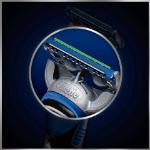 Gillette Fusion Proglide Styler 3-In-1 Men's Body Groomer Precision Blade