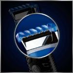 Gillette Fusion Proglide Styler 3-In-1 Men's Body Groomer Three Exchangeable Combs