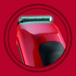 Old Spice Beard & Head Trimmer, powered by Braun Ultra-sharp stainless steel blades