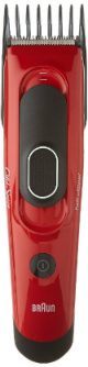 Old Spice Hair Clipper, powered by Braun Powerful dual battery system