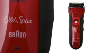 Old Spice Wet & Dry Shaver, powered by Braun