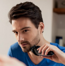 Philips Norelco Electric Shaver 8900 SmartClick