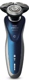 Philips Norelco Electric Shaver 8900 aquatic technology