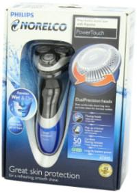 Philips Norelco Shaver 4100 DualPrecision shaving system