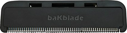 aKblades BIGMOUTH Do-It-Yourself Back Hair Shaver Lightweight