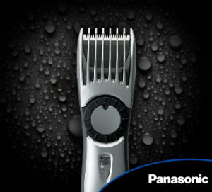Panasonic ER224S Cordless trimmer