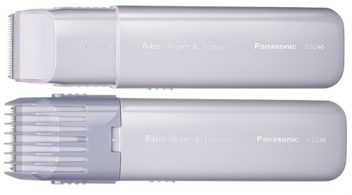 Panasonic ES246AC Bikini Shaper & Trimmer Portable Design