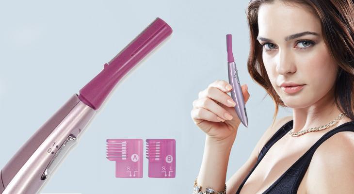 Panasonic ES2113PC Facial Hair Trimmer for Women | Best ...