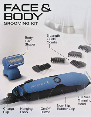 remington-pg6250-grooming-kit
